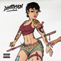 Cover of the track Distraction - Single