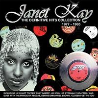 Couverture du titre The Definitive Hits Collection (1977-1985)