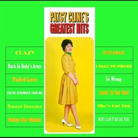 Couverture du titre Patsy Cline's Greatest Hits (Remastered)