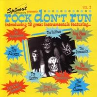 Couverture du titre Rock Don't Run Vol. 2 (Out of Print,Collection)
