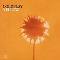 Couverture du titre Yellow - Single