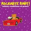 Couverture de l'album Lullaby Renditions of Prince