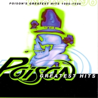 Cover of the track Poison's Greatest Hits 1986-1996