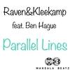 Couverture de l'album Parallel Lines (feat. Ben Hague) - EP