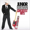 Couverture de l'album Junior Brown: Greatest Hits