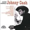 Couverture de l'album Now Here's Johnny Cash