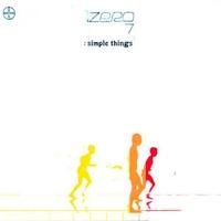 Couverture du titre Simple Things