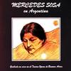 Couverture de l'album Mercedes Sosa en Argentina (En Vivo)