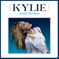 Cover of the track A Kylie Christmas - Single