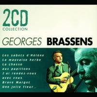 Couverture du titre Georges Brassens, Vols. 1 & 2