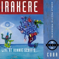Cover of the track Live at Ronnie Scott's