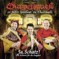 Cover of the track Ja Schatz! Das Konzert für die Ewigkeit