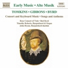 Couverture de l'album Tomkins: Consort and Keyboard Music