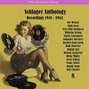 Cover of the album The German Song / Schlager Anthology, Vol. 8 - Recordings 1941 - 1944