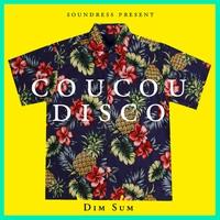 Couverture du titre Coucou disco - EP