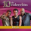Couverture de l'album 10 de Colección: DLG