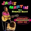 Cover of the album The Female Elvis: Complete Recordings, 1956-1960
