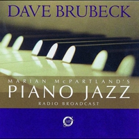 Cover of the track Marian McPartland's Piano Jazz Radio Broadcast (With Dave Brubeck)