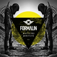 Cover of the track Wasteland Manifesto