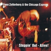 Cover of the album Steppin' Out - Alive