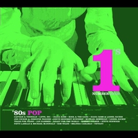 Cover of the track Number 1's: '80s Pop