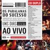 Couverture de l'album Uns Dias Ao Vivo
