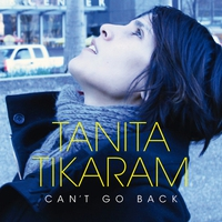 Cover of the track Can't Go Back