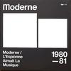 Couverture de l'album Moderne / L'espionne aimait la musique