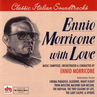 Cover of the track Ennio Morricone With Love