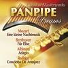 Couverture de l'album Panpipe Dreams, Classical Masterworks