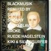 Cover of the album 10 Years Of Tiefschwarz Blackmusik Remix Part 1