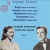 Couverture de l'album Léopold Simoneau & Pierrette Alarie, Vol. 1