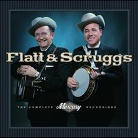 Couverture du titre Flatt & Scruggs: The Complete Mercury Recordings