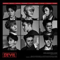 Couverture du titre DEVIL - SUPER JUNIOR SPECIAL ALBUM
