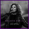 Couverture de l'album Believe For It