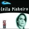Couverture de l'album 20 Grandes Sucessos de Leila Pinheiro