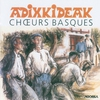Cover of the album Choeurs Basques