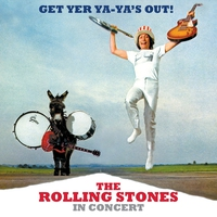 Couverture du titre Get Yer Ya‐Ya's Out! The Rolling Stones in Concert