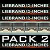 Couverture de l'album Ben Liebrand - Twelve Inches - Pack 2