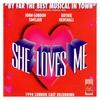 Couverture de l'album She Loves Me