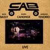 Couverture de l'album CAB (feat. Blick Bassy, Mario Canonge & Adriano Tenorio) [Live]