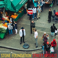 Cover of the track Street Rituals