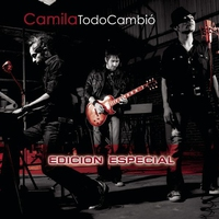 Cover of the track Todo Cambió (Edición Especial CD + DVD)