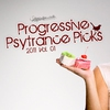 Couverture de l'album Progressive Psy Trance Picks 2011 Vol.1