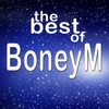 Couverture de l'album The Best of Boney M