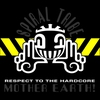 Cover of the album Respect To The Hardcore Mother Earth