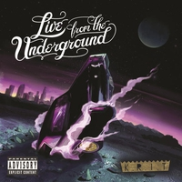 Cover of the track Live from the Underground