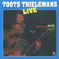 Couverture du titre Toots Thielemans (Live)
