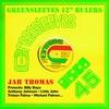 """Couverture de l'album 12"""" Rulers - Jah Thomas"""