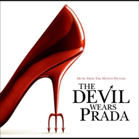 Couverture du titre The Devil Wears Prada (Music from the Motion Picture)